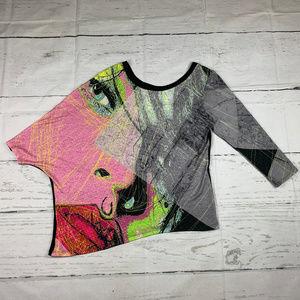 Volt Design Roca modern face design shirt B19